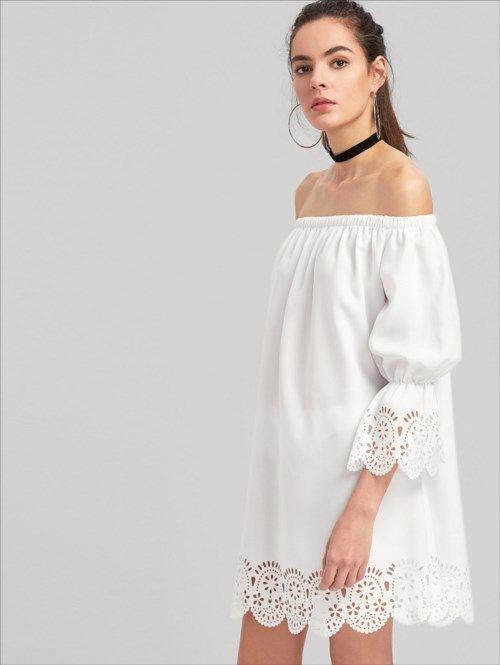 1000 kiểu váy maxi trắng cho nàng diện hè 2