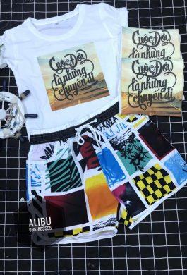 quần áo đi biển alibu AB003