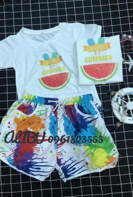 Quần áo đi biển AL005