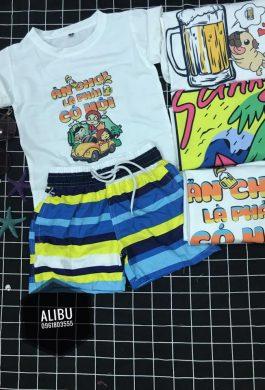 Quần áo đi biển AL008