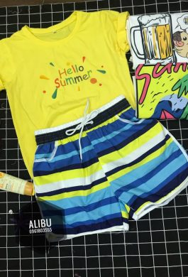Quần áo đi biển AL009
