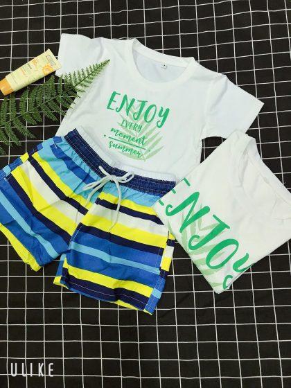 Quần áo đi biển AL014