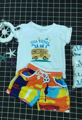 áo gia đình đi biển AL018