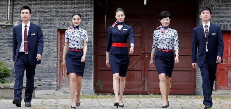 Đồng phục tiếp viên hàng không – Các mẫu đẹp nhất 2021 2