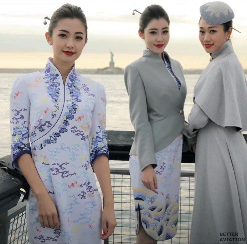 Đồng phục tiếp viên hàng không – Các mẫu đẹp nhất 2021 3