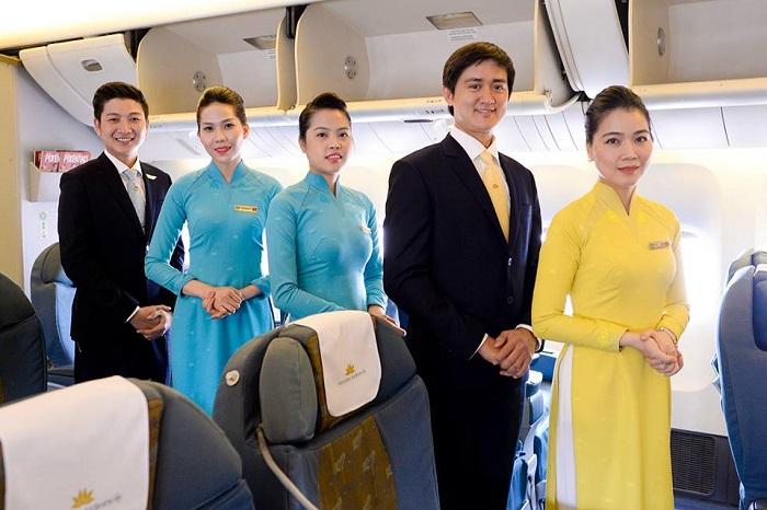 Đồng phục tiếp viên hàng không – Các mẫu đẹp nhất 2021 5