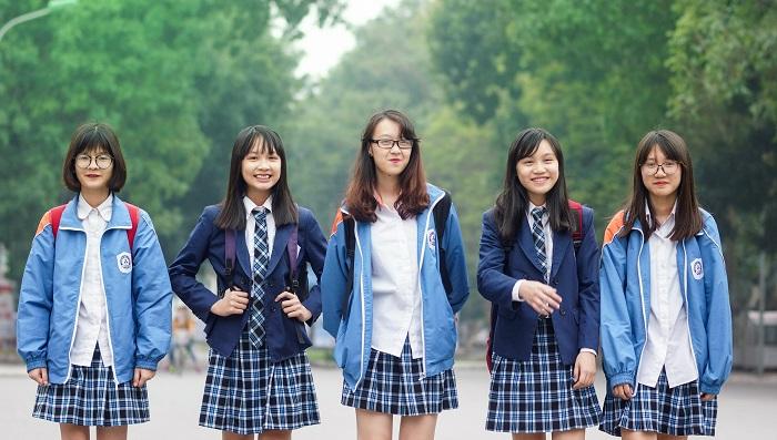 Đồng phục nữ sinh Hàn Quốc – từ đồng phục đến biểu tượng thời trang 1