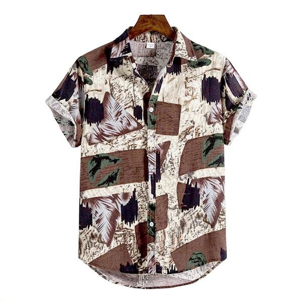 39+ Cách phối đồ với áo sơ mi đi biển chuẩn Fashionista 1