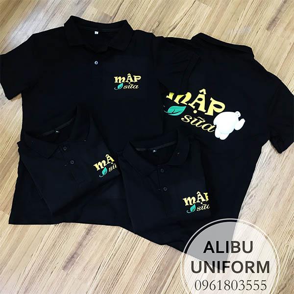 đồng phục công ty mẫu 12