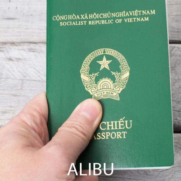 Chuẩn bị đi du lịch biển ở ngoại quốc với Passport
