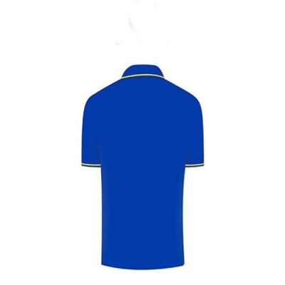 đồng phục Sacombank mặt sau
