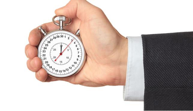 phỏng vấn thành công là phải đến đúng giờ