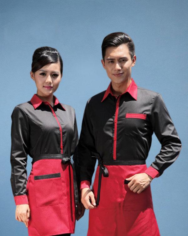 Đồng phục cafe mẫu số 1