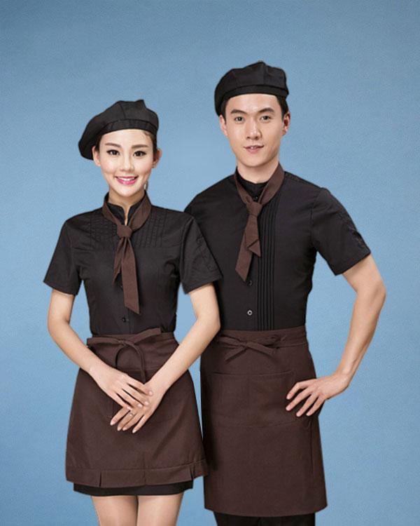 Đồng phục cafe mẫu số 10
