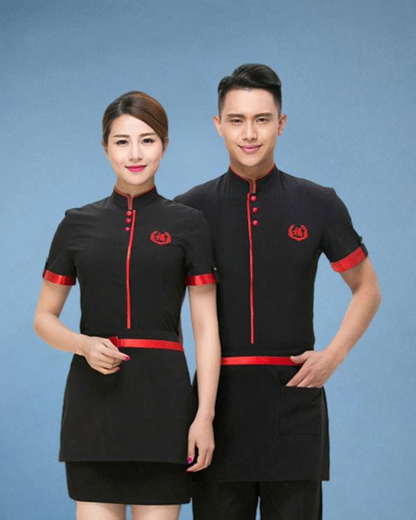Đồng phục cafe mẫu số 2