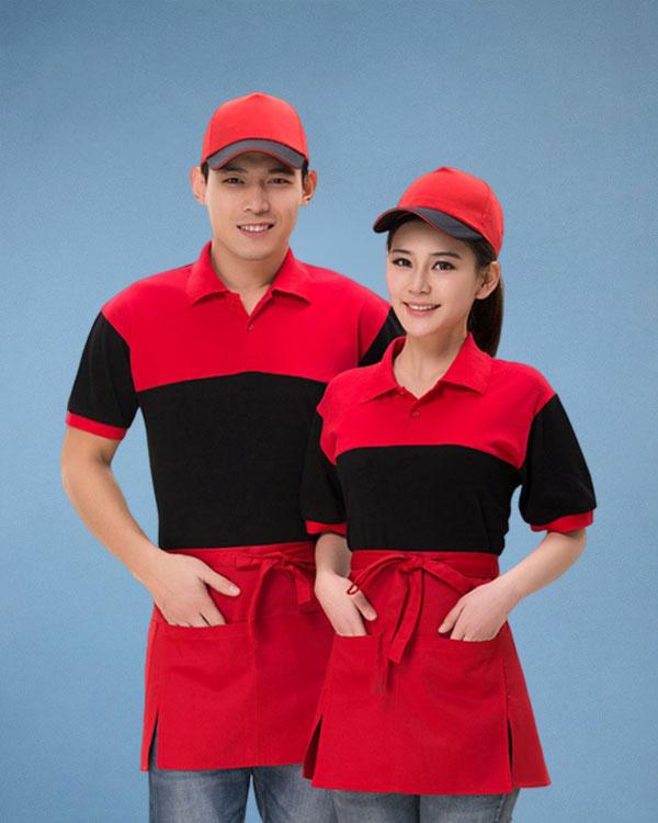 Đồng phục cafe mẫu số 3