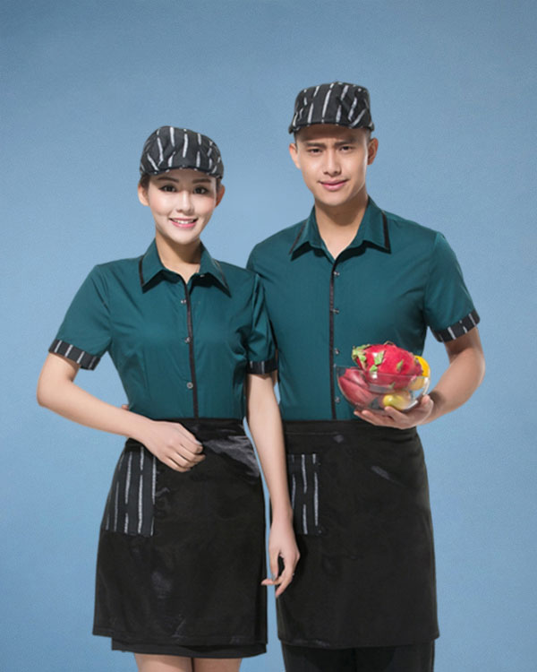 Đồng phục cafe mẫu số 7