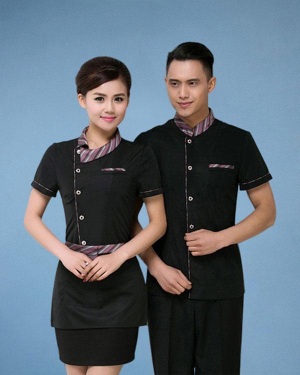 Đồng phục cafe mẫu số 8