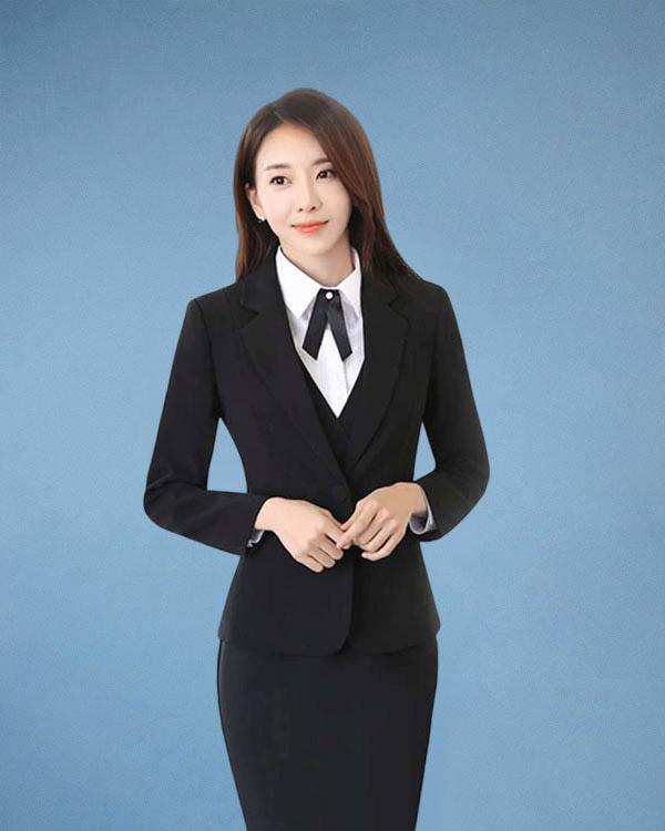 Đồng phục quản lý nhà hàng mẫu 5