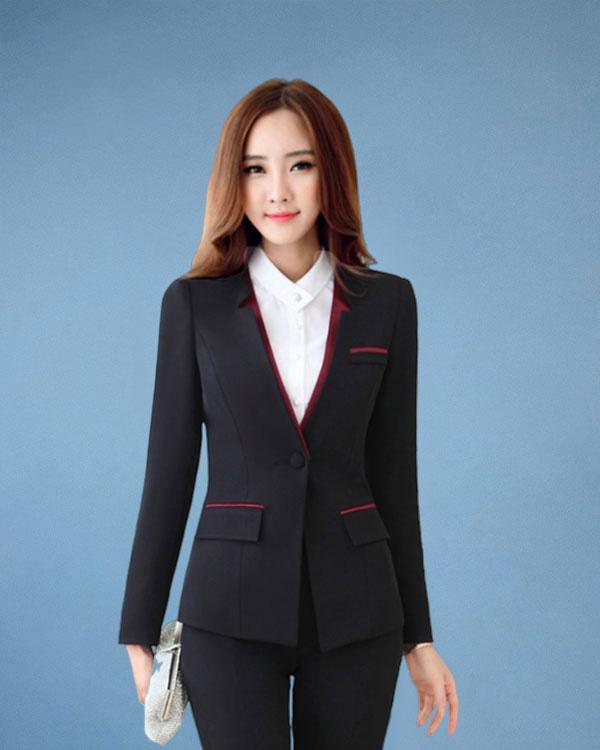 Đồng phục quản lý nhà hàng mẫu 7