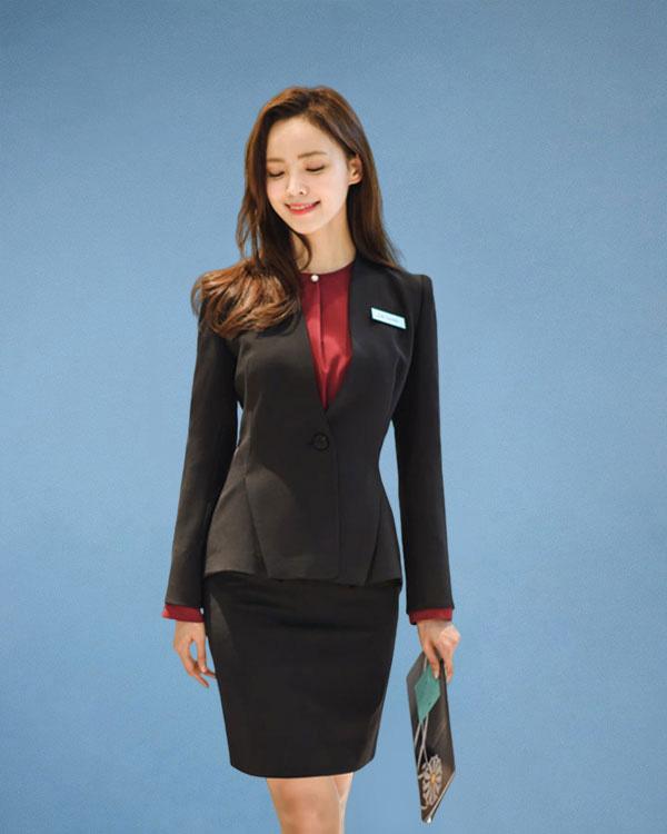 Đồng phục quản lý nhà hàng mẫu 8