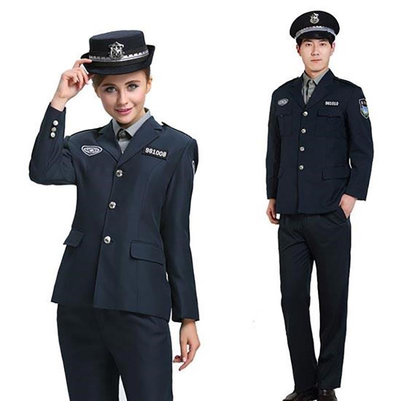Đồng phục bảo vệ vào mùa đông