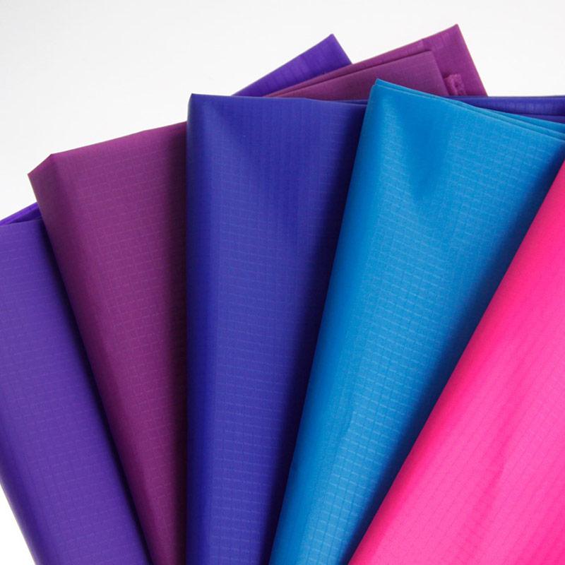 Quá trình tạo ra vải nylon rất phức tạp