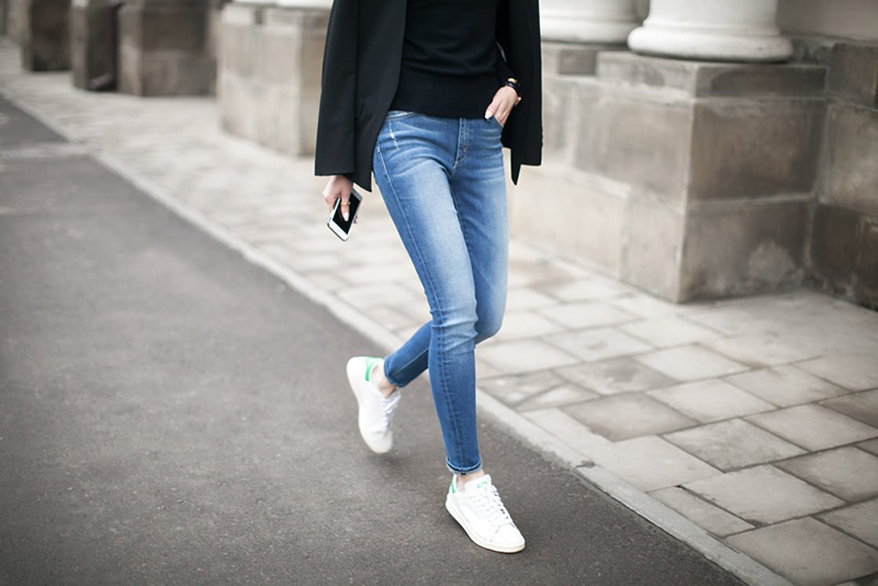Quần skinny jeans