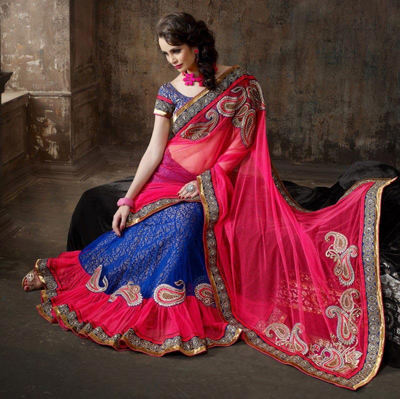 Trang phục truyền thống của người phụ nữ Ấn Độ