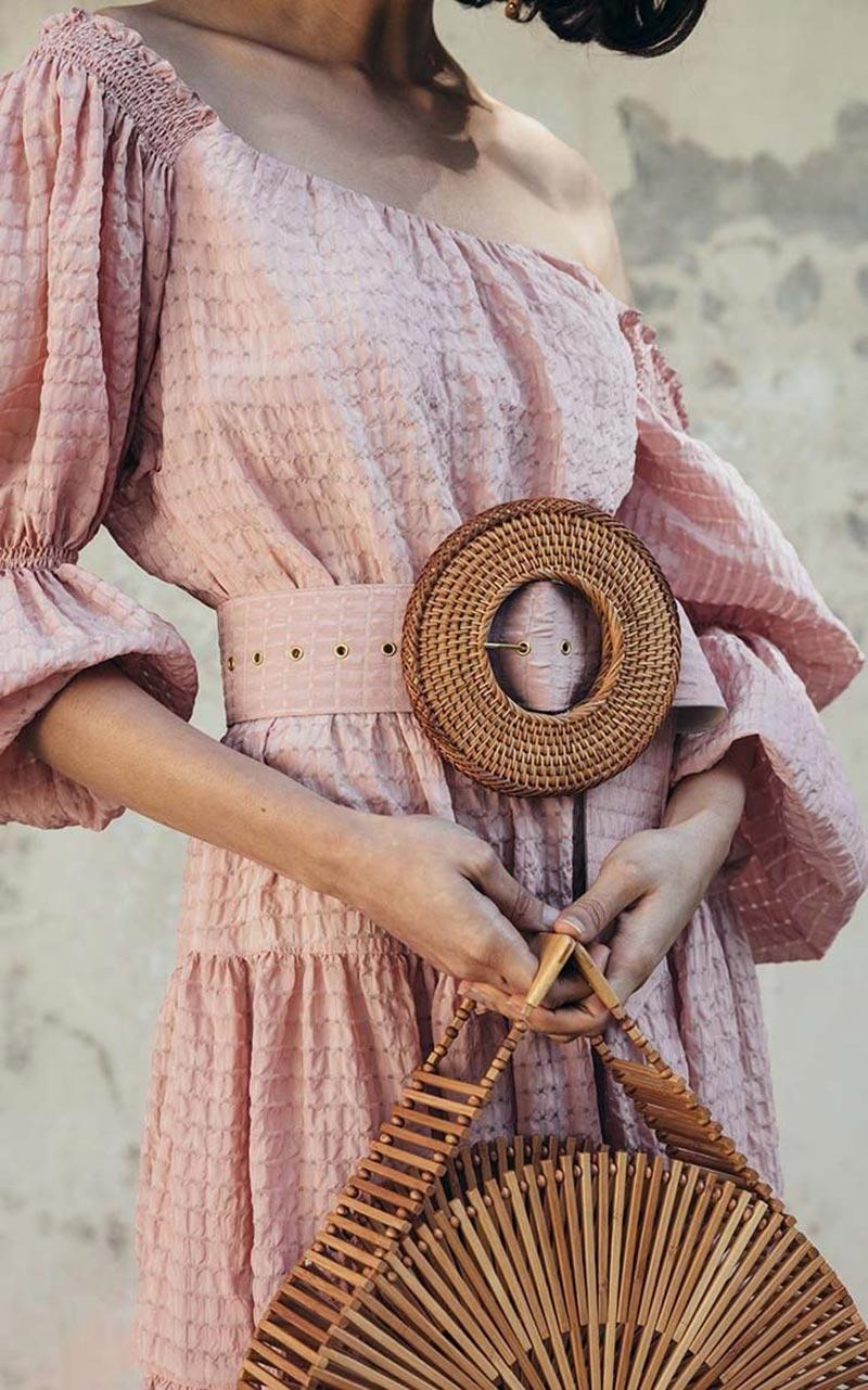 Vải bamboo dễ nhăn và co rút