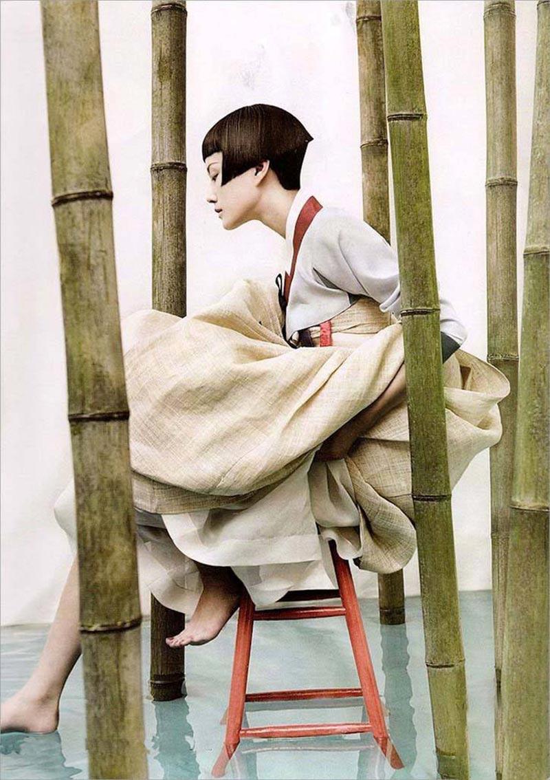 Vải bamboo ngày càng được ưa chuộng