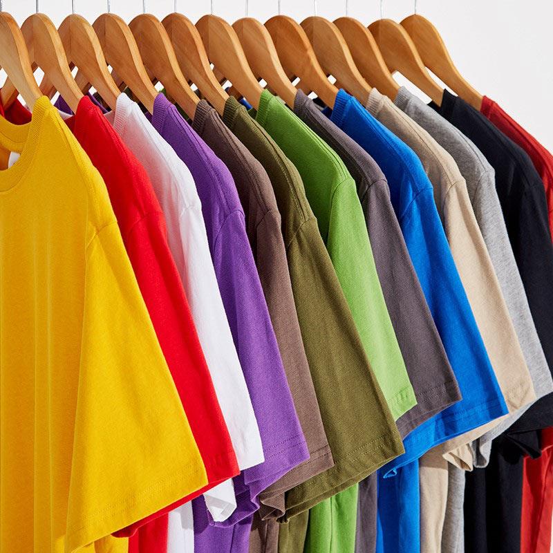 Vải cotton có khả năng giữ màu lâu dài