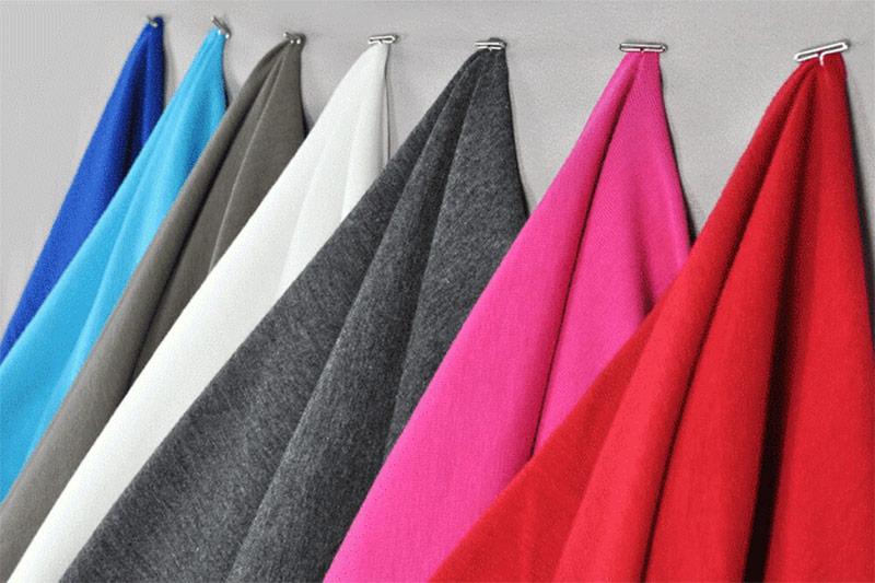 Vải cotton giúp người mặc cảm thấy thông thoáng, dễ chịu