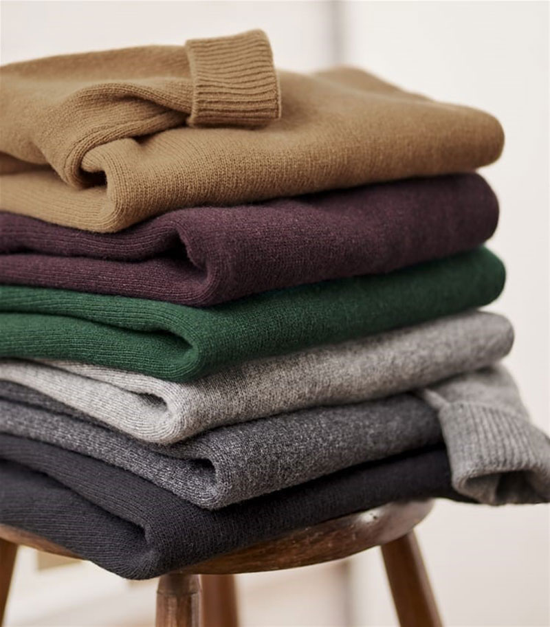 Vải len Cashmere có giá thành cao chuyên dùng để may trang phục cao cấp