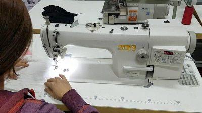 cách sử dụng máy may công nghiệp điện tử