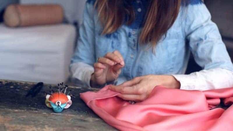 Chất lượng chỉ may quyết định trực tiếp tới tính thẩm mỹ của trang phục