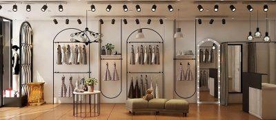 Mở cửa hàng quần áo cần những gì? 15 đồ cần có khi mở shop 1