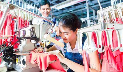 tuyển dụng thợ may Đồng phục Alibu
