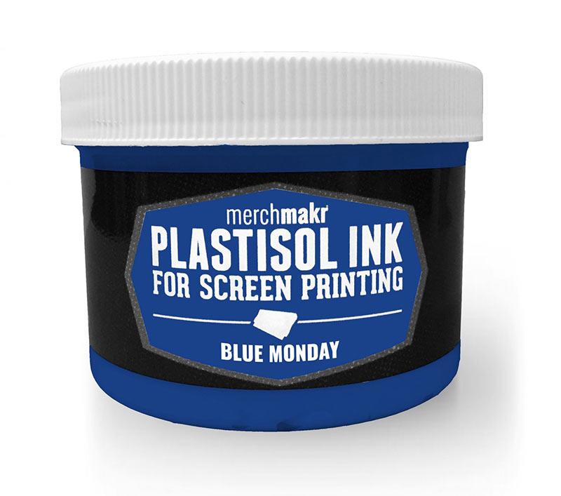Chỉ phân biệt được mực in Plastisol khi dùng chung với dung môi