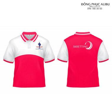 Áo thun quảng cáo mẫu ATQC07