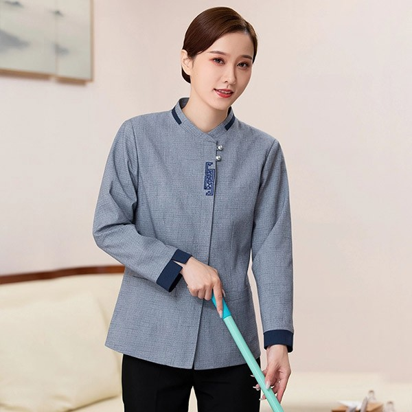Vải may đồng phục buồng phòng phải đem đến cảm giác thoải mái dễ chịu