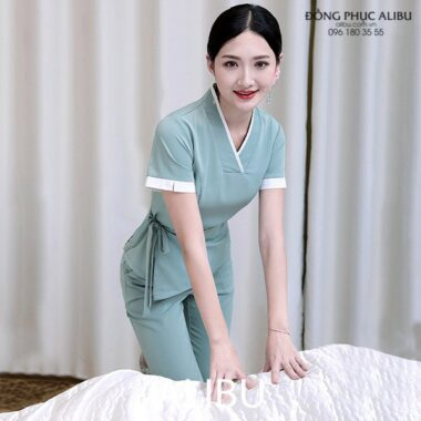 Đồng Phục Massage Mẫu DPMSG01