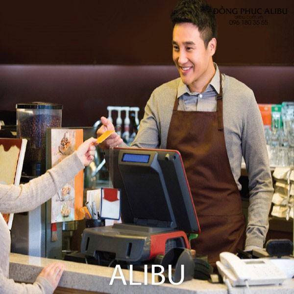 Sơ mi đồng phục pha chế dài tay tăng vẻ lịch lãm và chuyên nghiệp cho nhân viên Bartender