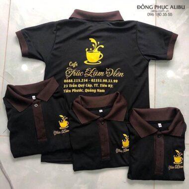 Đồng Phục Quán Cafe Mẫu DPQCF05