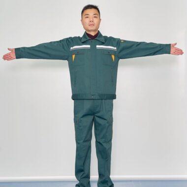 Quần áo bảo hộ cho kỹ sư mẫu dpks03